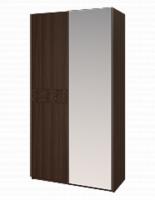 15 Шкаф-купе с зеркалом 2-х дверный Ирис