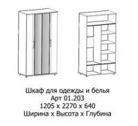 01.203 Шкаф