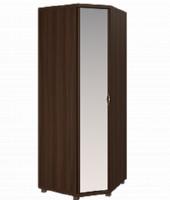 21  Шкаф угловой с зеркалом Ирис