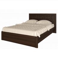 22 Кровать двойная 1400 мм Ирис