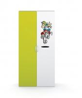 FUN Шкаф для одежды 2-х дверный СТЛ.012.09