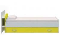 FUN Кровать односпальная+выдвижной ящик СТЛ.012.01 + СТЛ.012.12