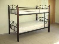 H-002 Кровать Derrick NV209DD двухярусная