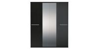 STORY (Стори) СТЛ.015.01 Шкаф 4-х дверный с зеркалами Дуб феррар
