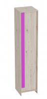 Шкаф 1-дверный Скаут Детская