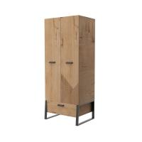 Шкаф 2-х дверный Оскар ИД 01.358
