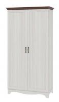 Шкаф 2-х дверный Вентура ИД 01.352
