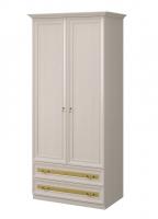 Шкаф 2-х дверный для платья 317 Детская комната МК 58