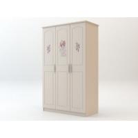 Шкаф 3-х дверный Агата