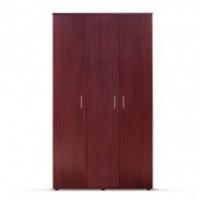 Шкаф 3-х дверный Джаз махон СВ-179