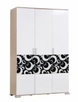 Шкаф 3-х дверный plus