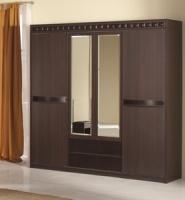 Шкаф 4-дверный Вирджиния