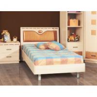 Кэри Gold Кровать 900*1900