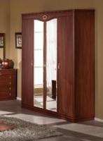 Кэри Princess Шкаф 4-дверный с 2-мя зеркалами