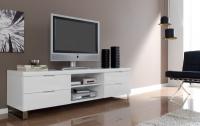 Тумба TV-602 белый глянец