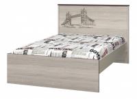 Кровать 120*200 с настилом ИД 01.254
