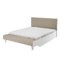 Кровать 1600 с настилом Ларго ИД 01.532