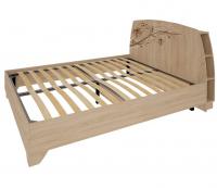 Кровать 1.6 Спальня Виктория 1