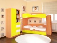 Кровать 2-х ярусная  2 детская рмк