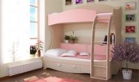 Кровать 2-х ярусная  детская рмк