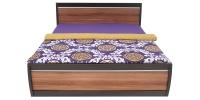 Кровать 2000*1400 Дуб феррара/Слива