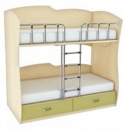 Кровать 2-х ярусная КД 1-4