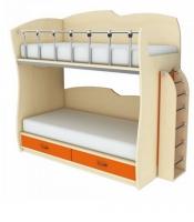 Кровать 2-х ярусная КД 1-5