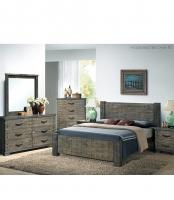 Кровать 200*200 Borneo 9933