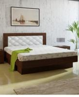 Кровать 2-х спальная с п/м №28М МК44
