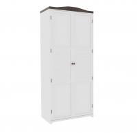 Шкаф для одежды и белья К2 Спальня Катрин