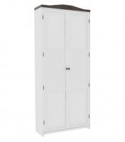Шкаф для одежды и белья К2а Спальня Катрин