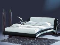 Кровать кожаная Beatrice A1055