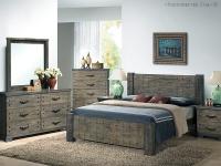 Кровать Borneo 9933