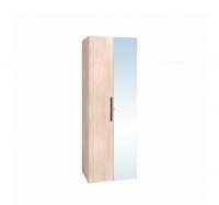 Спальня Bauhaus 8 Шкаф для одежды (фасад Зеркало и стандарт)