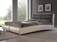 Кровать Vera (экокожа)