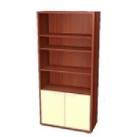 Шкаф книжный ШК 1-15