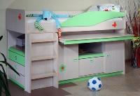 Детская МДК №4.1.2 с лестницей