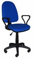 Кресло Престиж синее