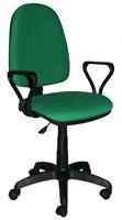 Кресло Престиж зеленое