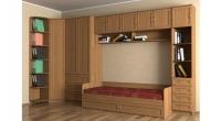 Мебель для детской с кроватью Славмебель
