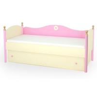 Кровать нижняя Принцесса с ящиком