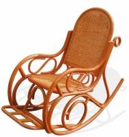Кресло-качалка из ротанга 05/10B