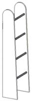 Лестница наставная Нео 2