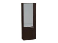 Шкаф универсальный с зеркалом ШУ-2 750*2100*395