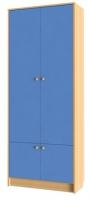 Секция  для  одежды (шкаф) Славмебель