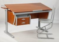 Комплект растущей мебели ДЭМИ СУТ 15 - 04 со стулом