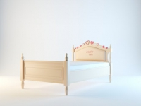 Кровать Паолина