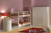 Детская комната Юниор слоновая кость