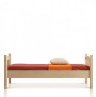 Кровать Юниор слоновая кость