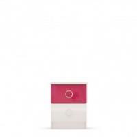 Тумба Ниагара розовая